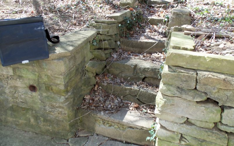 Block Retaining Wall Tie Backs : Retaining walls cincinnati foundation repair hughes construction