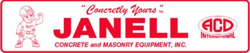 Janell Concrete logo