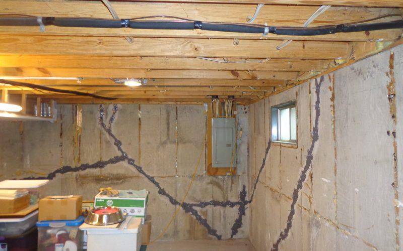 Steel Column And Angle Install Florence Kentucky Hughes