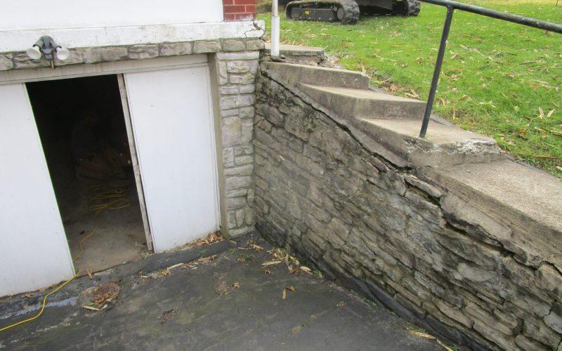 Retaining Walls Cincinnati Foundation Repair Hughes