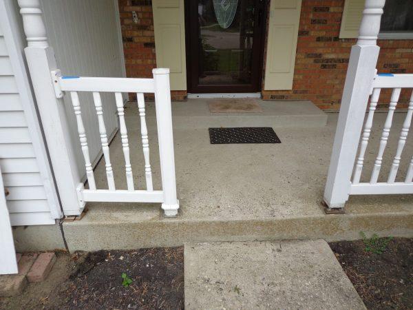 porch movement