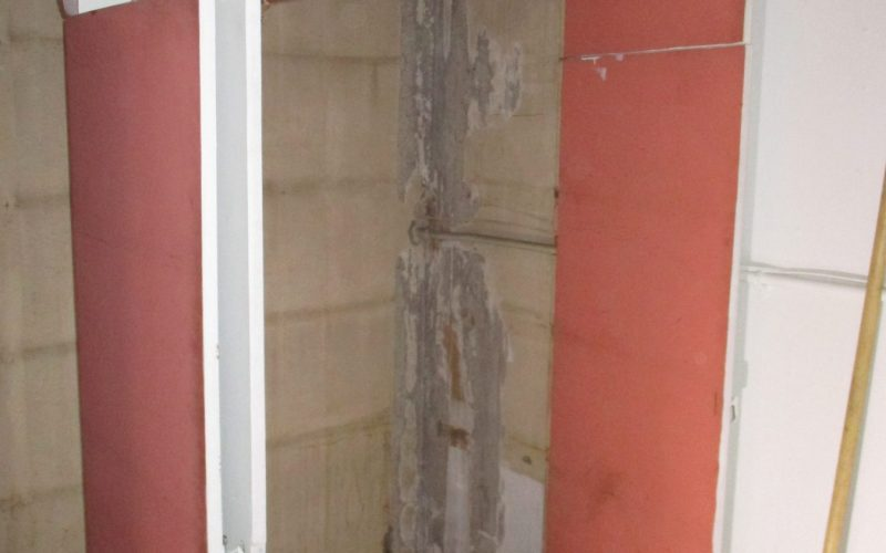 Leaking Foundation Cracks
