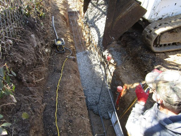 Footers for New Construction