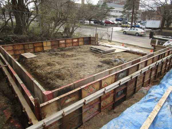 Foundation Walls for New Construction