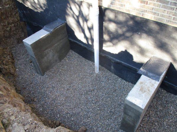 exterior corrections for diagonal cracking